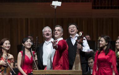 Vatromet dobre glazbe uz Mateja Meštrovića i kineske glazbenike u Off ciklusu