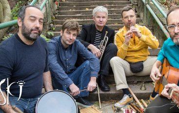 Kultni zagrebački bend Šumski prvo ime Balkan stagea 13. INmusic festivala