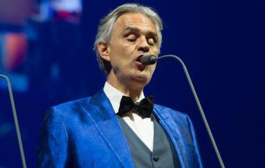 Nakon 14 godina Andrea Bocelli najavio novi album!