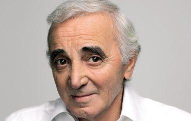 Velikan francuske šansone Charles Aznavour dolazi u Pulu
