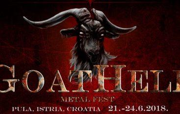 GoatHell Metal Fest u Puli od 21. do 24. lipnja 2018. godine