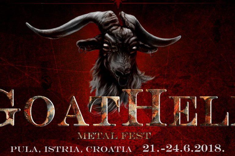 GoatHell Metal Fest u sljedećeg tjedna u Puli!