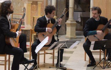 Genijalni Petrit Çeku s Triom Elogio gostovao u Mariji Bistrici