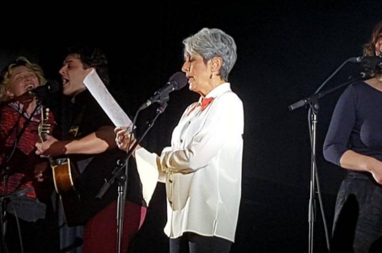 IZVJEŠĆE: Koncert Joan Baez u Bosanskom kulturnom centru – Sarajevo, ljubavi moja