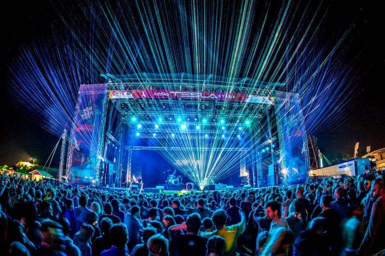 Sea Star radi tulume za otvaranje i zatvaranje festivalskog vikenda u Umagu!