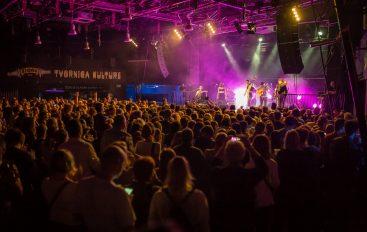 FOTOGALERIJA: Puna Tvornica kulture rasplesala se na Barcelona Gipsy Balkan Orchestra