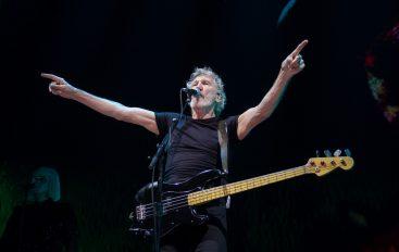 "IZVJEŠĆE/FOTO: Roger Waters u Zagrebu – ""Pigs rule the world. No! Resist the pigs!"""