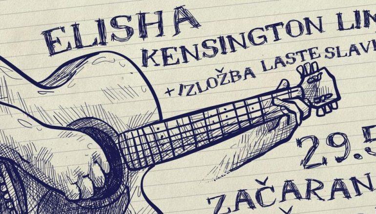 Elisha & Kensington Lima u Začaranoj Močvari