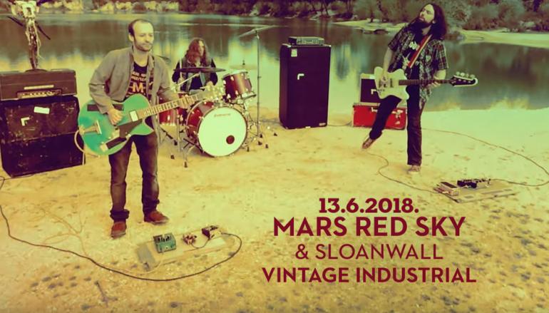 Mars Red Sky u Vintage Industrial Baru!