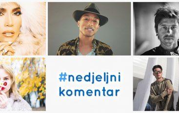 #nedjeljnikomentar: Filip Fantoni, Jennifer Lopez, Jessica, Pharell, Vanillaz