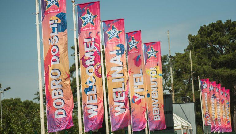 Exit najavljuje najjače izdanje Sea Star festivala do sada!