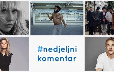#nedjeljnikomentar: Cinkuši, Childish Gambino, Christina Aguilera, Diplo, Rita Ora…