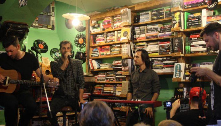 Boris Štok zatvorio osmu sezonu Akustika programa u Rockmarku!