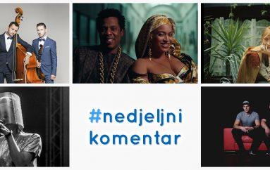#nedjeljnikomentar: The Carters, Florence + TM, Hojsak & Novosel, Mayales & Nipplepeople, RICH-MOND