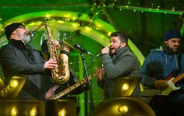 FOTOGALERIJA: Igor Geržina održao seriju zapaženih koncerta na zagrebačkom Adventu!