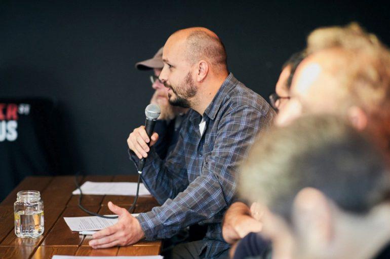 Intervju s Krešimirom Blaževićem, jednim od osnivača nezavisne novinarske glazbene nagrade Rock&Off