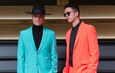 Uoči koncerta u Zagrebu britanski duo Monarchy objavio novi album!