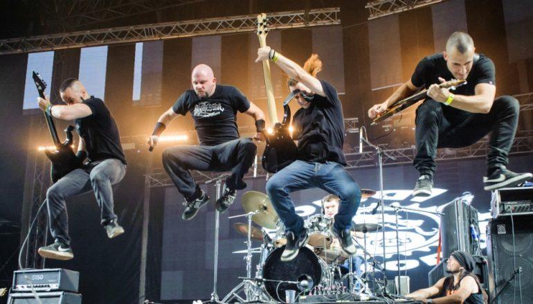 Mortal Kombat u Močvari promoviraju novi album i slave 10. rođendan!