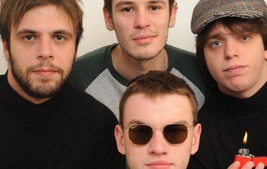 """PREMIJERA: Sjajnim prvim singlom """"Oboji me"""" mladi splitski bend The Splitters najavljuje prvi album na hrvatskom jeziku"""