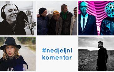 #nedjeljnikomentar: Amel Ćurić, Beck feat. Robyn, Kojoti feat. Kandžija, Pet Shop Boys, Zoran Predin