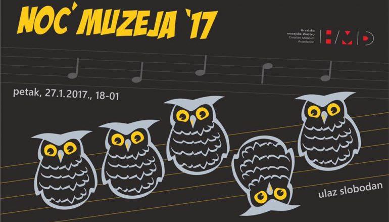 """""""Glazba i glazbeni velikani i njihov utjecaj na društvo"""" tema ovogodišnje Noći muzeja"""