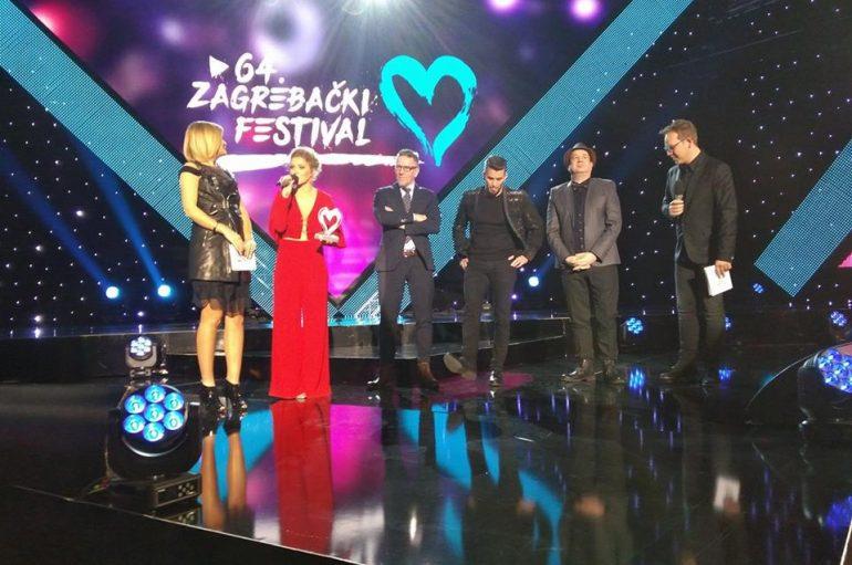 Damir Kedžo i Zsa Zsa pobjednici 64. Zagrebačkog festivala