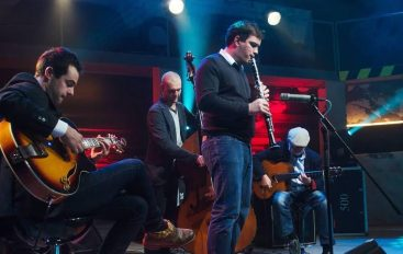 "Oridano Gypsy Jazz Band: ""Ljubav prema gipsy jazzu nastala je na prvo slušanje"""
