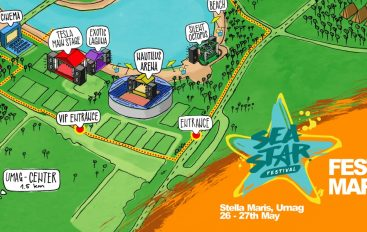 Ovako će izgledati Sea Star Festival u Umagu!