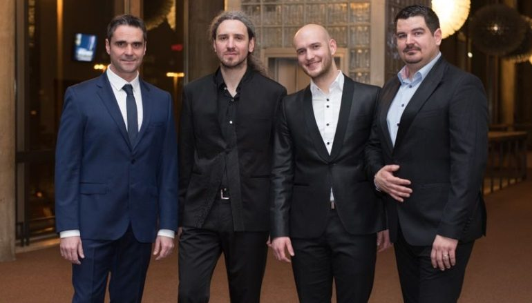 GALERIJA: Četiri tenora i prijatelji oduševili prepun Lisinski