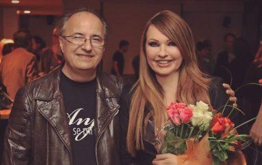 Intervju s Anjom Rupel: Ubrzo nakon svitanja neona u noći punoj detektiva ona blješti ljepotom