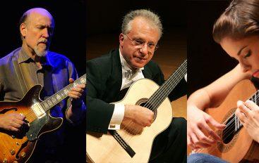 John Scofield, Pepe Romero i Ana Vidović na 3. Zagreb Guitar Festivalu