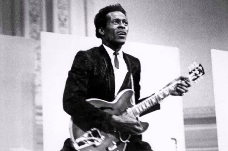 POSLUŠAJTE NOVI SINGL: 16. lipnja izlazi zadnji album Chucka Berryja