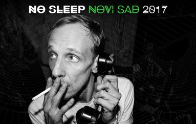 Legendarna techno institucija Fuse prva objavila line up za No Sleep Novi Sad