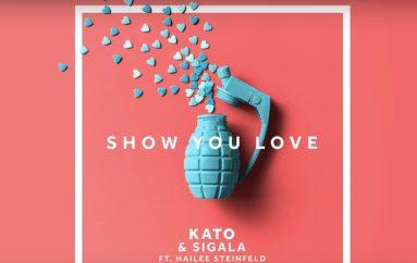 "Kato, Sigala i Hailee Steinfeld udružili snage u pjesmi ""Show You Love"""