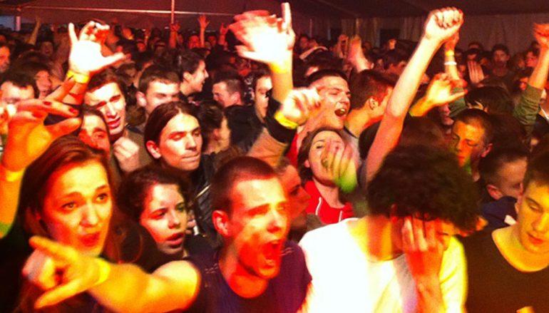Hladno Pivo svira na koncertnom finalu Kulturaljke u Šibeniku