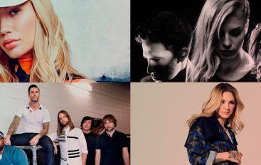 #NewMusicFriday: Novo ovoga petka – Iggy  Azalea, London Grammar, Diana Krall…
