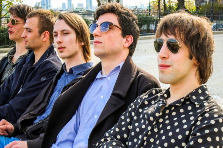 Predstavljamo vam novi bend – BluVinil, sastavljen od 5 studenata 5 fakulteta
