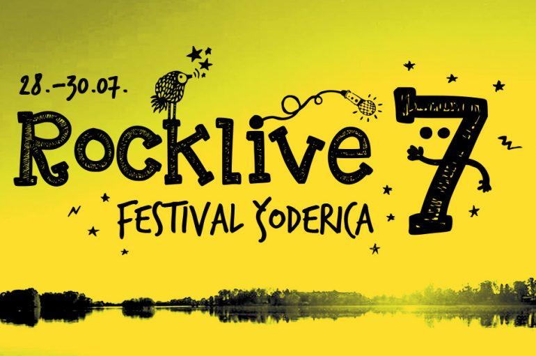 Vrhunskom lineup-u festivala Rocklive 7 u Koprivnici pridružila se još četiri izvođača