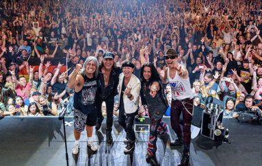 Legendarni Scorpionsi po prvi put u Sloveniji!