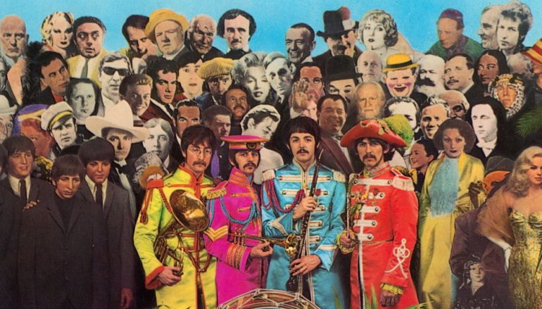 "10 stvari koje morate znati o albumu ""Sgt. Pepper's Lonely Hearts Club Band"""