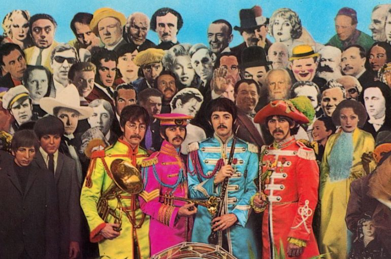 "50 godina remek djela ""Sgt. Pepper's Lonely Hearts Club Band"""
