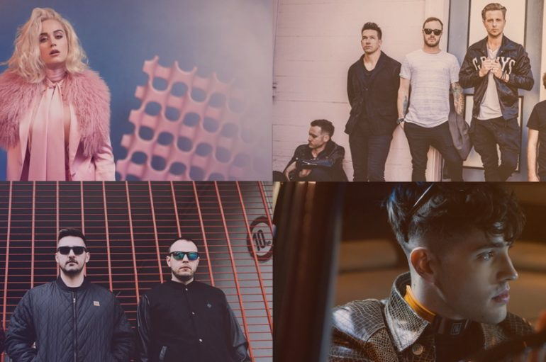 #NewMusicFriday: Ovog petka slušajte nova izdanja OneRepublica, Katy Perry, Imagine Dragonsa, Frenkieja i drugih