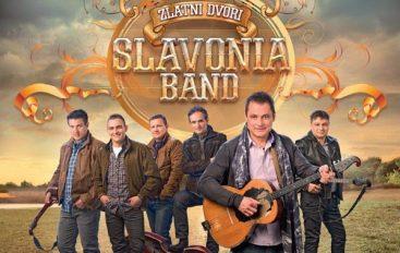 """Zlatni dvori"" – novi album Slavonia Banda u prodaji!"