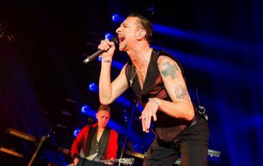 Depeche Mode obradili Davida Bowieja tijekom fantastičnog nastupa u Londonu