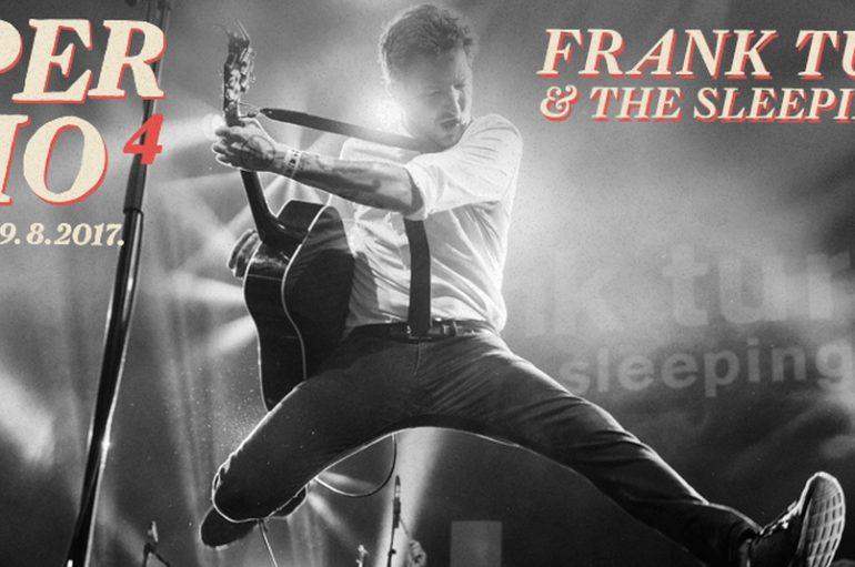 Frank Turner, The Membranes i Svemirko finalna imena odličnog SuperUho festivala