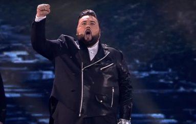 IDEMO U FINALE: Pogledajte nastup Jacquesa Houdeka u polufinalu Eurosonga