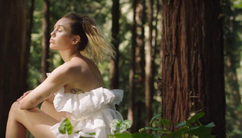 "Ubrzo nakon ""Malibua"" Miley Cyrus ima novu pjesmu – ""Inspired"""