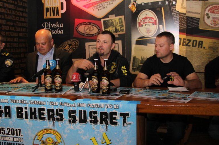 14. Mega bikers susret u Slavonskom Brodu dovodi S.A.R.S., Zabranjeno pušenje i mnoge druge