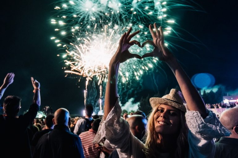 LIJEPE BROJKE: 50 tisuća posjetitelja na prvom Sea Star festivalu u Umagu
