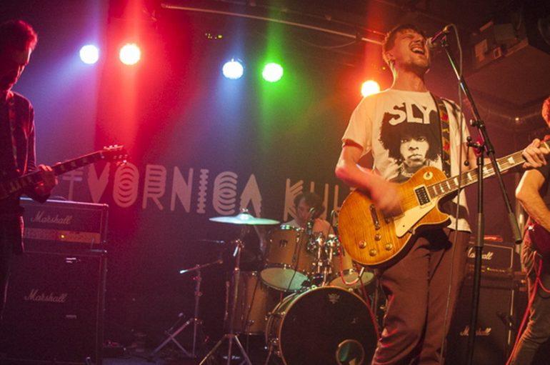 Indie rock četvorka Sleepyheads dolazi u Tvornicu kulture!